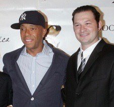 Russell Simmons and Anthony Severini